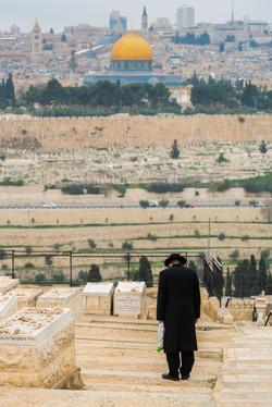 Rabbi, Jerusalem, Israel