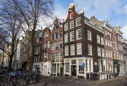 Gracht Houses, Amsterdam, Netherlands