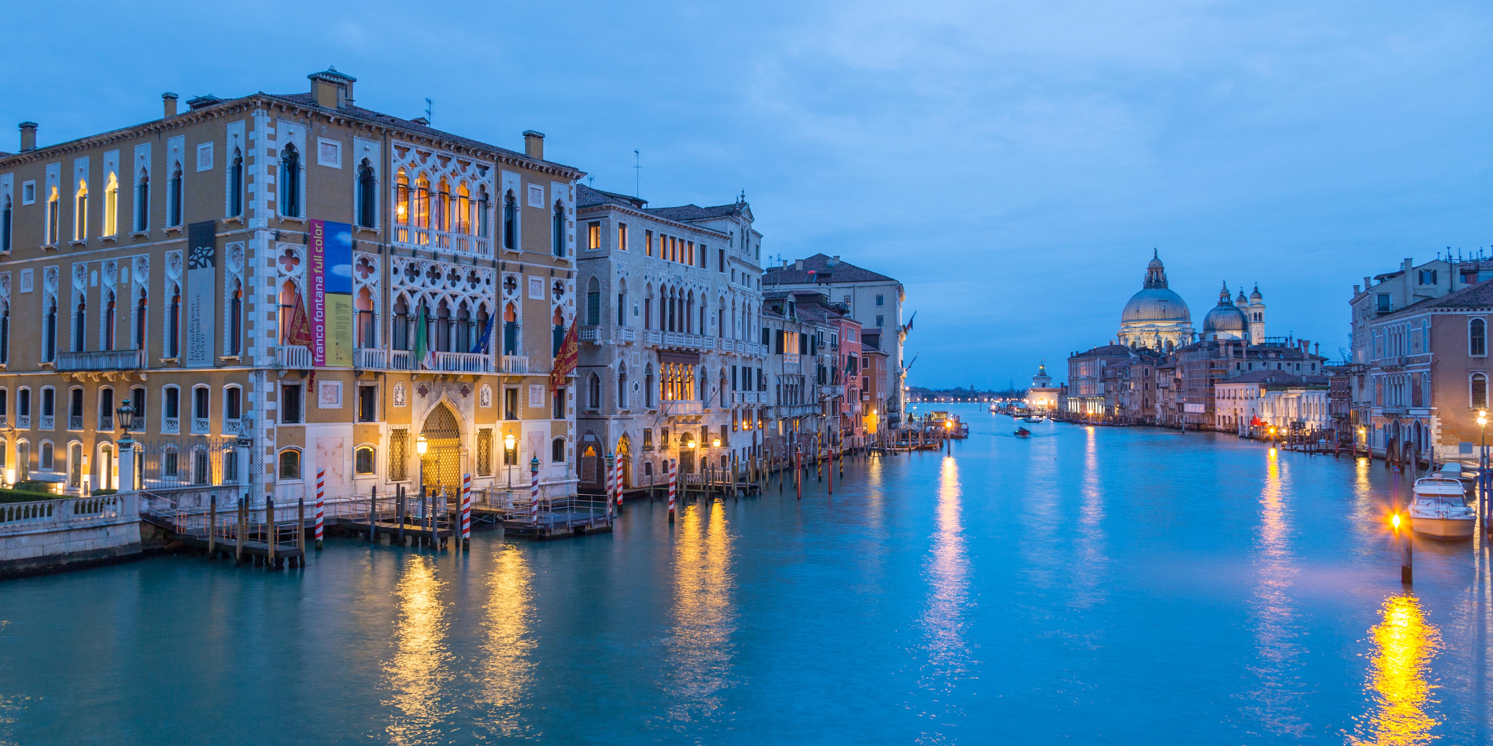 Canale Grande, Venice, Italy