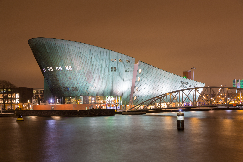 Nemo Science Museum, Amsterdam, Netherlands