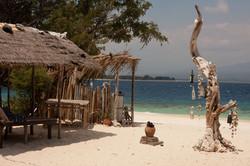 Gilt Air, Lombok, Indonesia