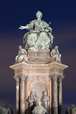 Maria Theresia Monument, Vienna, Austria