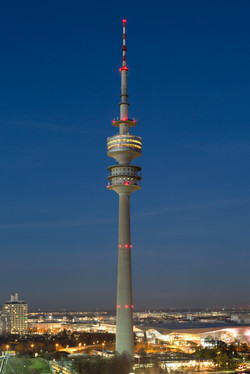 Olympia Tower, Munich, Germany