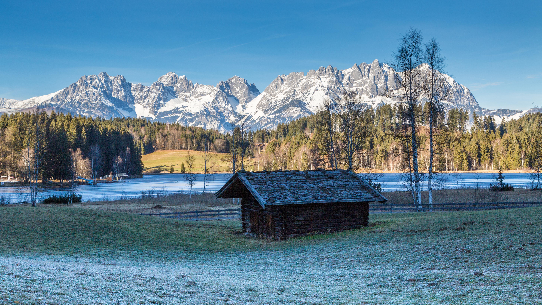 Wilder Kaiser, Kitzbuehel, Austria