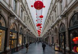 Les Galeries Royales Saint-Hubert, Brussels