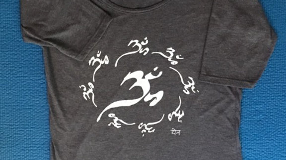 OM DESIGN - HEATHER DARK GREY