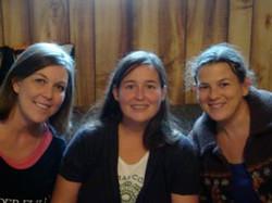 Jennifer, Tab, Maya