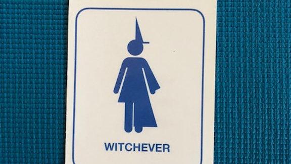 Witchever 8x10 print