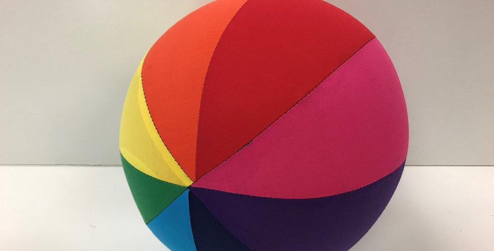 Balloon Ball Medium - Rainbow Panels