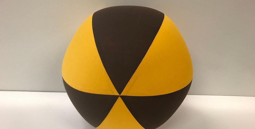 Balloon Ball AFL - Brown Gold - Hawks Hawthorn