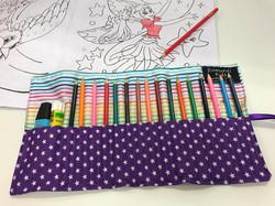 Pencil Wraps