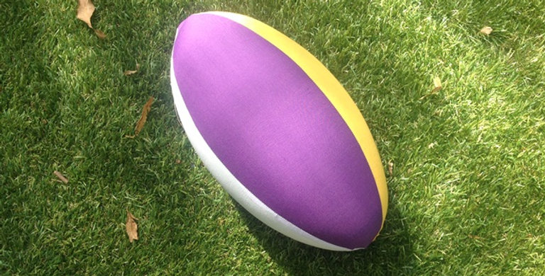 Balloon Football Large - Melbourne Storm