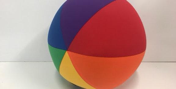 Balloon Ball - Rainbow Panels