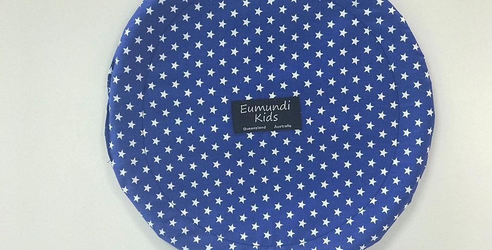 Frisbee - Blue White Stars