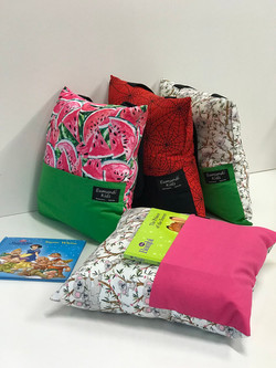 Story-time Book Cushions