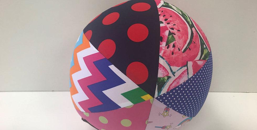 Balloon Ball Large - Watermelon Dots Unicorns Chevrons