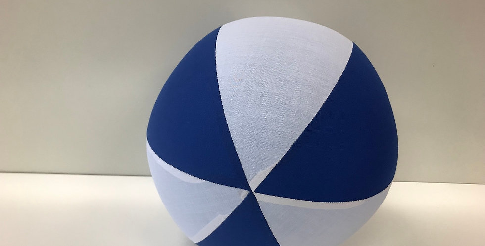 Balloon Ball AFL - Blue White - Kangaroos North Melbourne