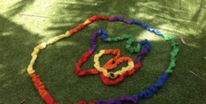 Rainbow Rings Hebe Rings - 24 Person