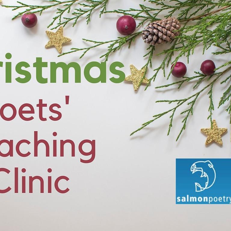 Salmon's Christmas Coaching Clinic