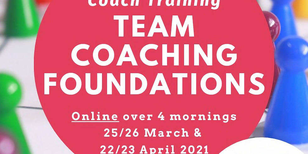 ICF Approved Team Coaching Training