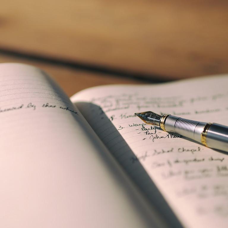 Sustaining a Flourishing Writing Practice (Online)