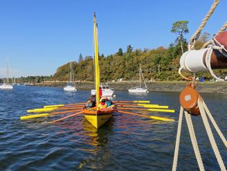 Le Marche-Avec retrouve le sens marin... en rivière