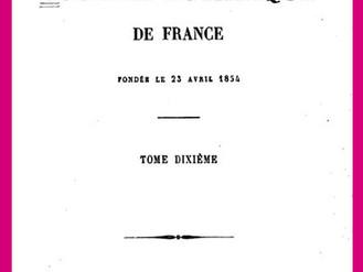Narcisses, reflets d'histoire... Un point de vue des Glénan en 1863