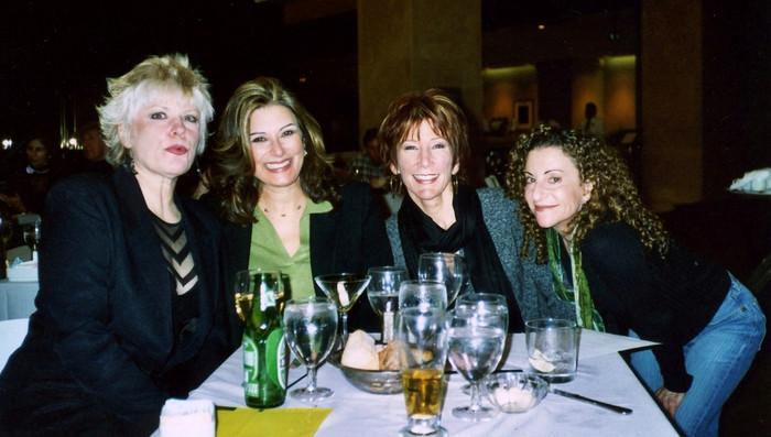 Denise Donateli, Julie Kelly,Judy Wexler L.A.
