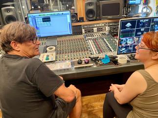 Recording Date Teaneck Studios 08/18/2021