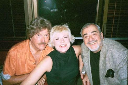 Mark Murphy, Nancy, Paul Russo