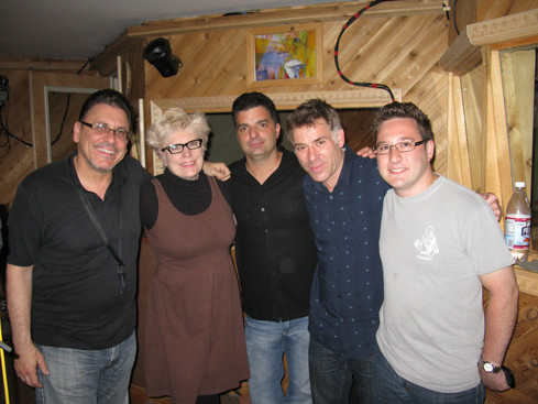 Jerry Weldon Dino Losito,Peter Bernstein, Carmen Intorre,B That way Session