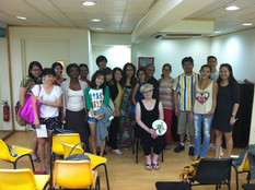 Master class Singapore