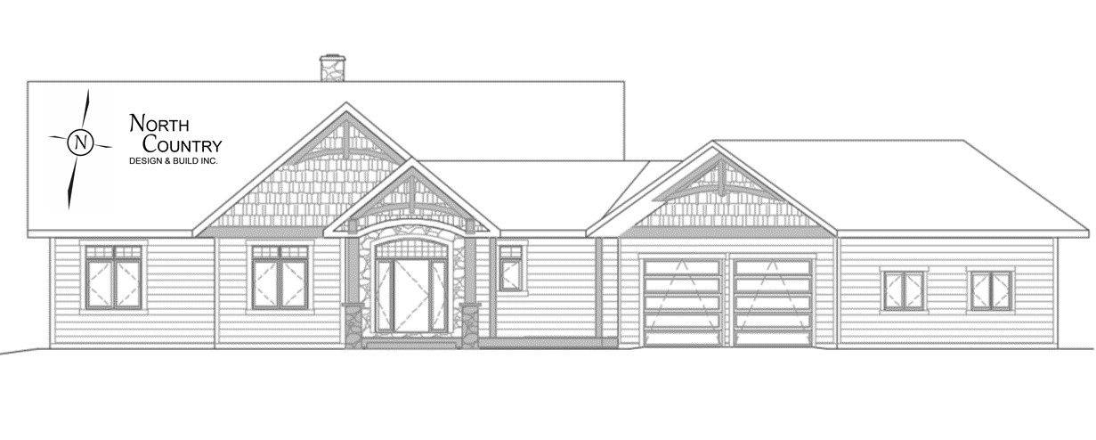 North Country's Front Elevation4