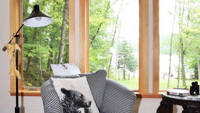 Before & After - Cottage Addition
