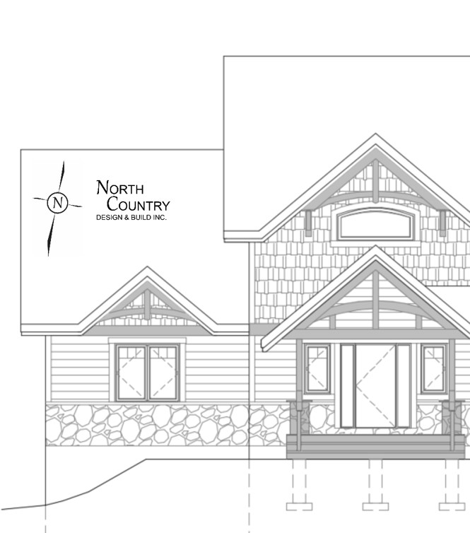 North Country Entry Design