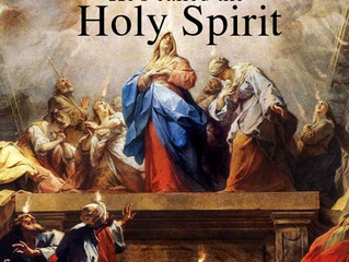 The Holy Spirit is the Soundtrack of Your Life
