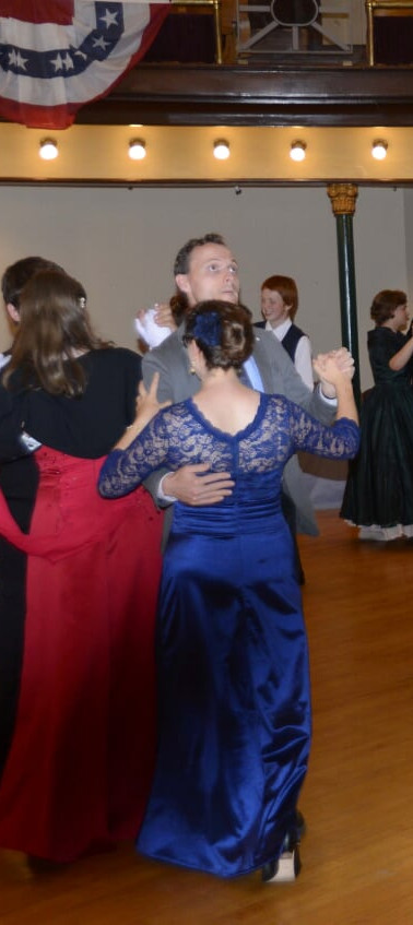 Dancing the Night Away at the Ball