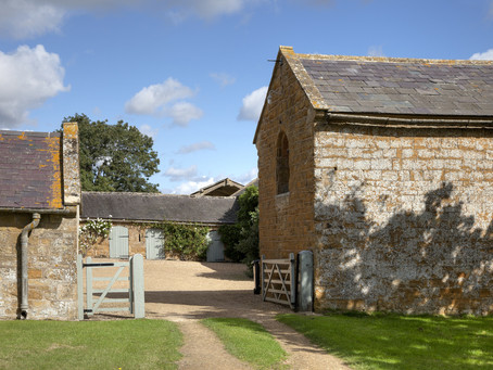 Making The Most Out Of Outbuildings