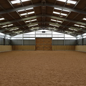 Planning Considerations for Indoor Riding Arenas