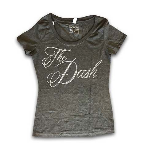 Diamond DASH Heather GreyT-Shirt