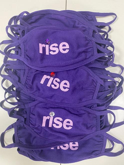 RISE Youth Size Face Mask