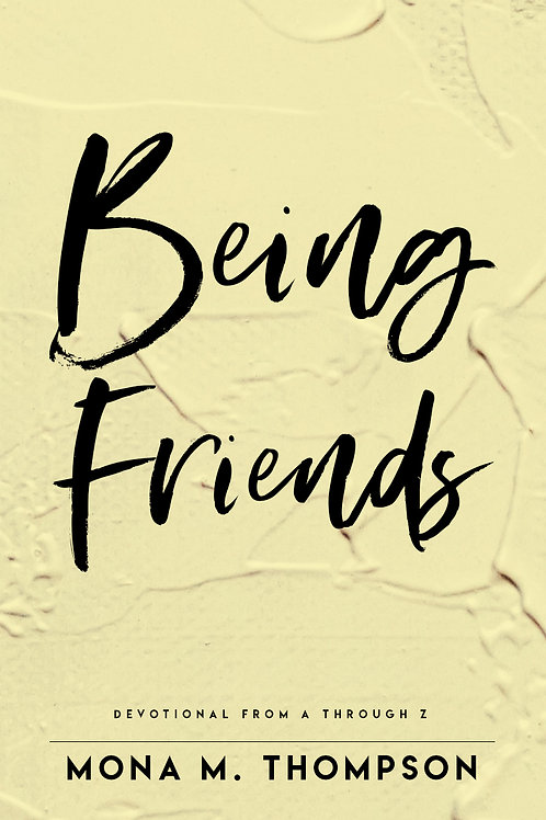 Being Friends Card Set