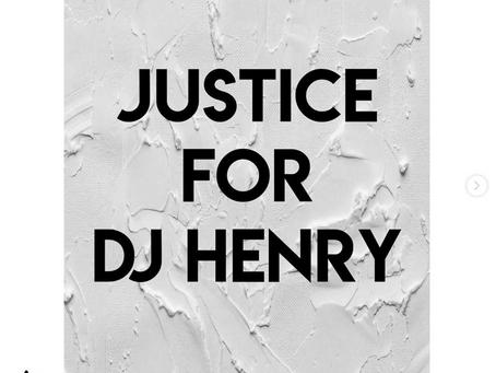 Justice for DJ Henry