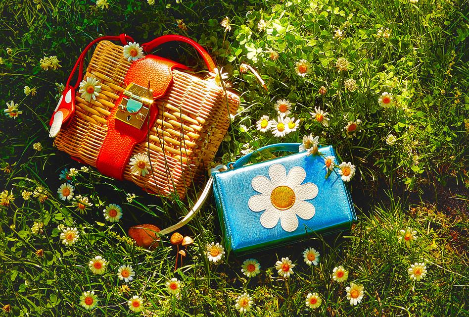 Mark Cross Handbags Advertising Photography by Mark Glenn