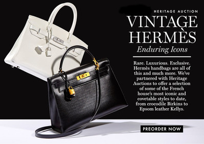 Hermes Advertising Photography by Mark Glenn
