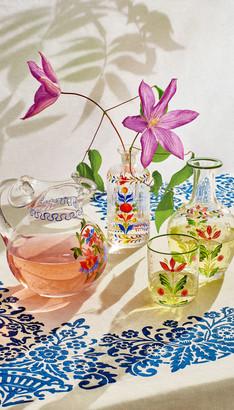 Luxury Table Settings Advertising Photography by Mark Glenn