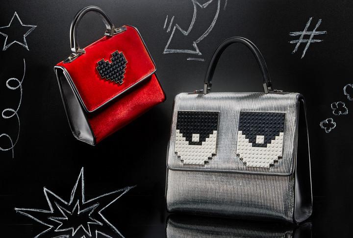 Les Petits Jouers Handbags Advertising Photography by Mark Glenn