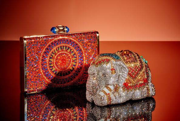 Judith Leiber Handbags Advertising Photography by Mark Glenn