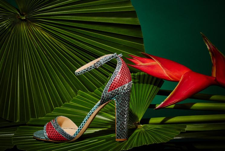 Chloe Gosselin Shoes Advertising Photography by Mark Glenn