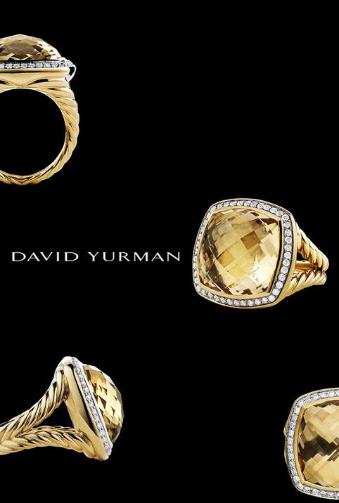 David Yurman Advertising Photography by Mark Glenn